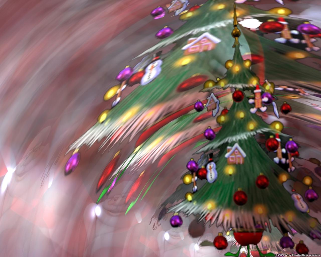 Animated Christmas Screensavers