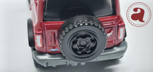 Matchbox 2021 Ford Bronco