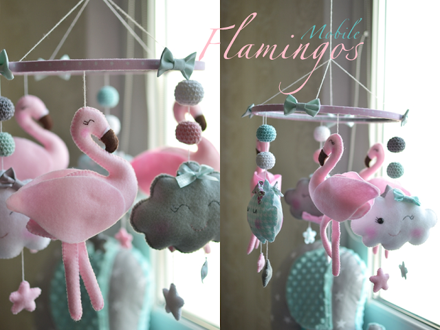 mobil flamingi