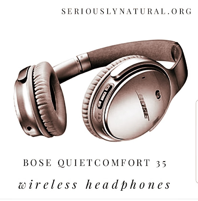 Click here to buy the  Bose QuietComfort 35 wireless headphones  for the perfect Mother's Day gift!