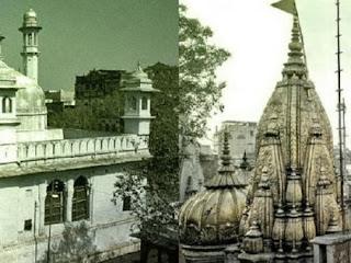 Varanasi kashi vishwanath mandir gyanvapi mosque case temple