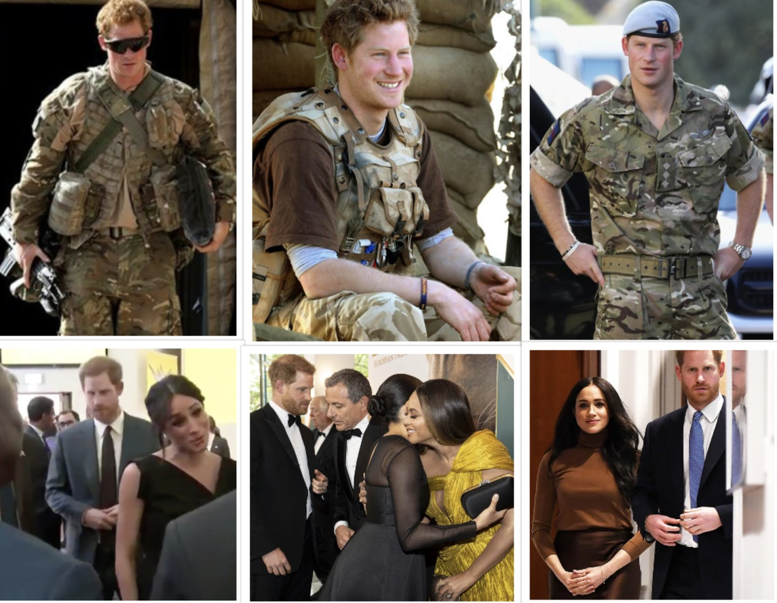 Prince Harry Looks Extra Good In Military Uniforms (Photos) 1