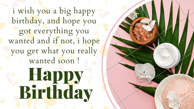 beautiful happy birthday image for friend