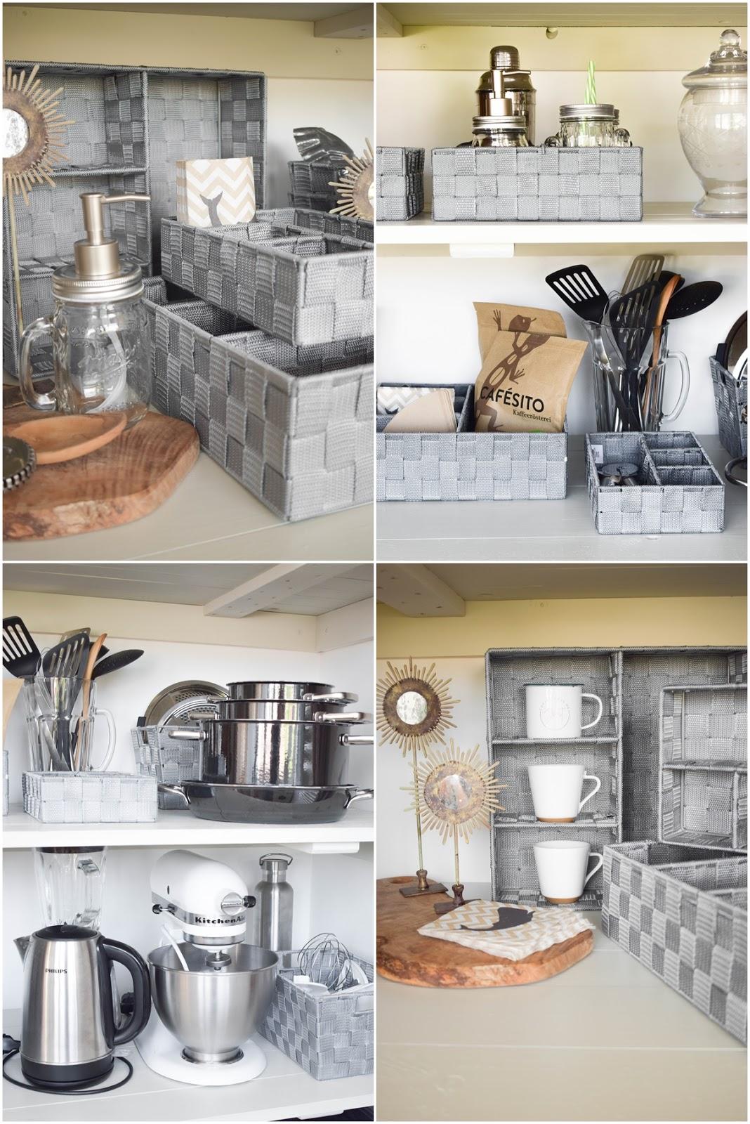 diy regal f r die k che mit ganz viel platz und intelligenter aufbewahrung eclectic hamilton. Black Bedroom Furniture Sets. Home Design Ideas