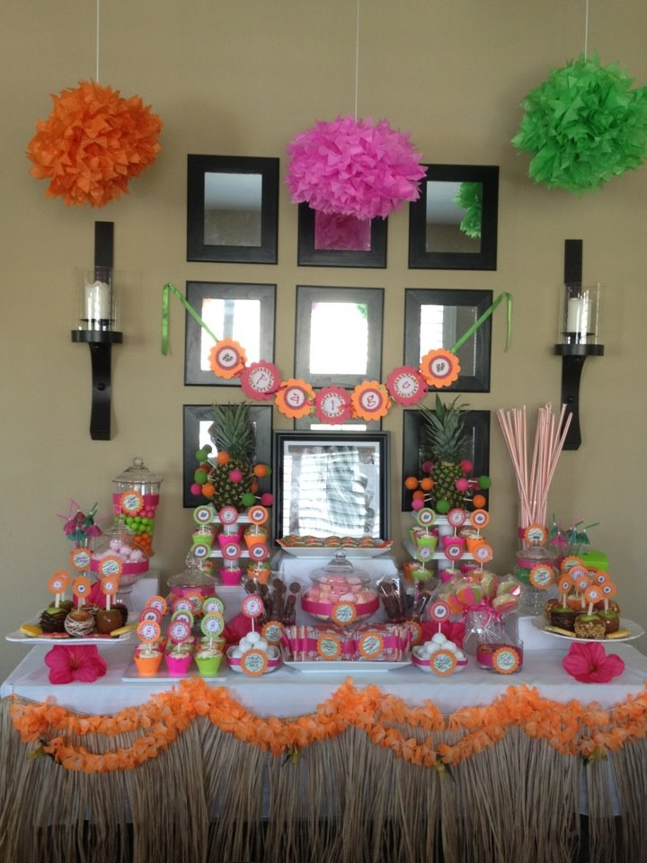 Cravings By Wendy Themed Dessert Tables