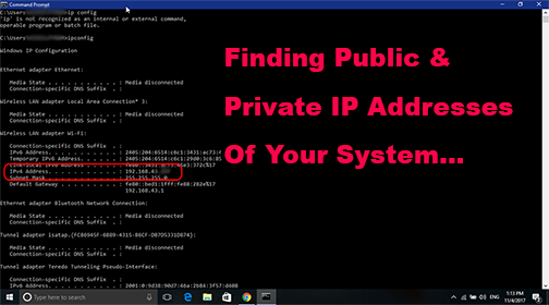 public-and-private-Ip-Finding