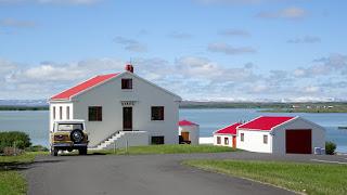 House in Reykjahlíð