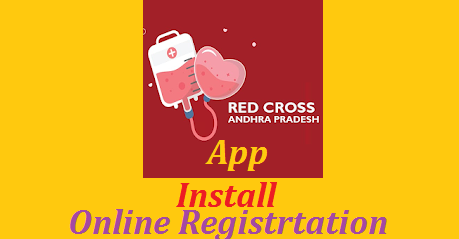 APCFSS has developed Android App for the registration of Red Cross Society Volunteers registration Online. All Headmasters Teachers Students are requested to Install APREDCOSS App ap-red-cross-volunteers-online-registration-android-app-download-install