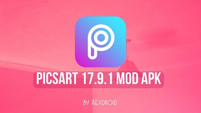 PicsArt MOD APK 17.9.1