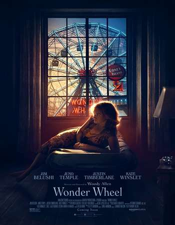 Wonder Wheel 2017 English 300MB Web-DL 480p ESubs