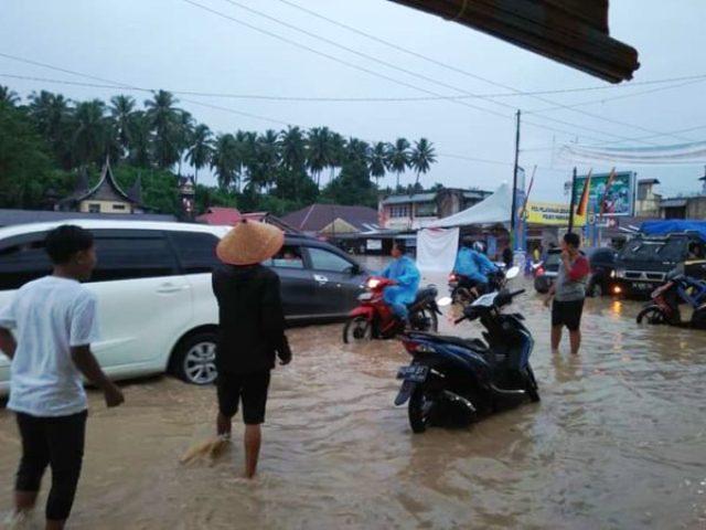 Banjir dan Tanah Longsor Landa Kabupaten Padang Pariaman