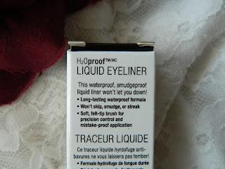 Wet n wild: H2O Proof Liquid Eyeliner