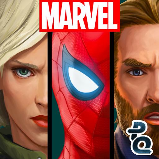 تحميل لعبة Marvel Puzzle Quest v153.442515 مهكرة وكاملة للاندرويد بلورات لا تنتهي