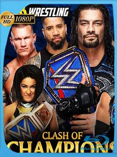 WWE: Clash of Champions (2020) HD [1080p] Latino [GoogleDrive] SilvestreHD