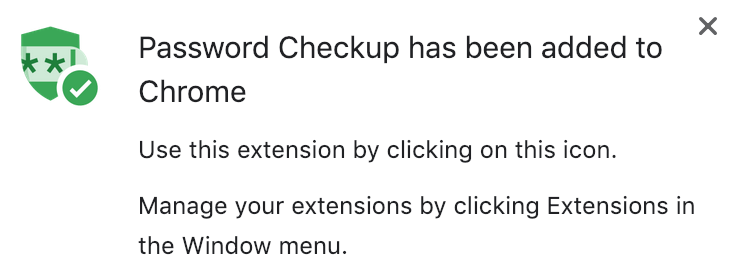 Keep Passwords Safe with Google Checkup