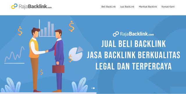Halaman utama raja backlink