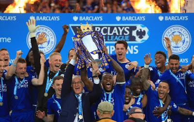 Daftar Skuad Pemain Leicester City 2016-2017