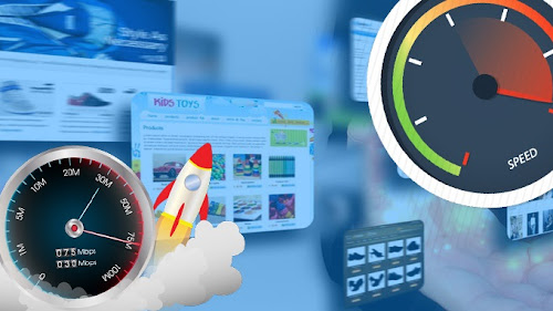 أفضل موقع اختبار و قياس سرعة مدونة