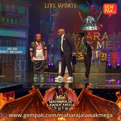 Maharaja Lawak Mega 2019 Minggu 6 Full PART 2
