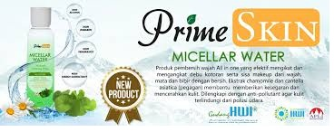 Prime Skin Micellar Water