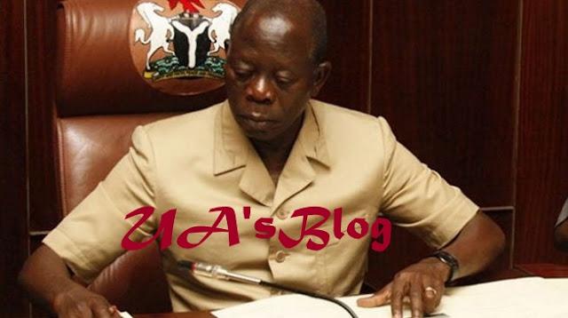 Fresh crisis rocks APC as legal adviser accuses Oshiomhole of hijacking his office