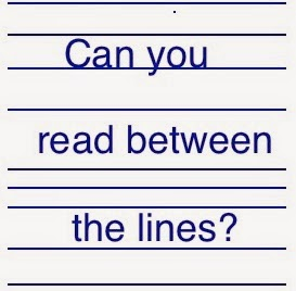 """""""Read Between the Lines"""" Meaning of Idioms"""