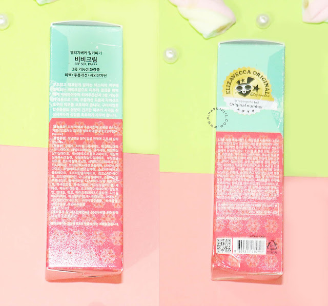 Elizavecca BB Cream review