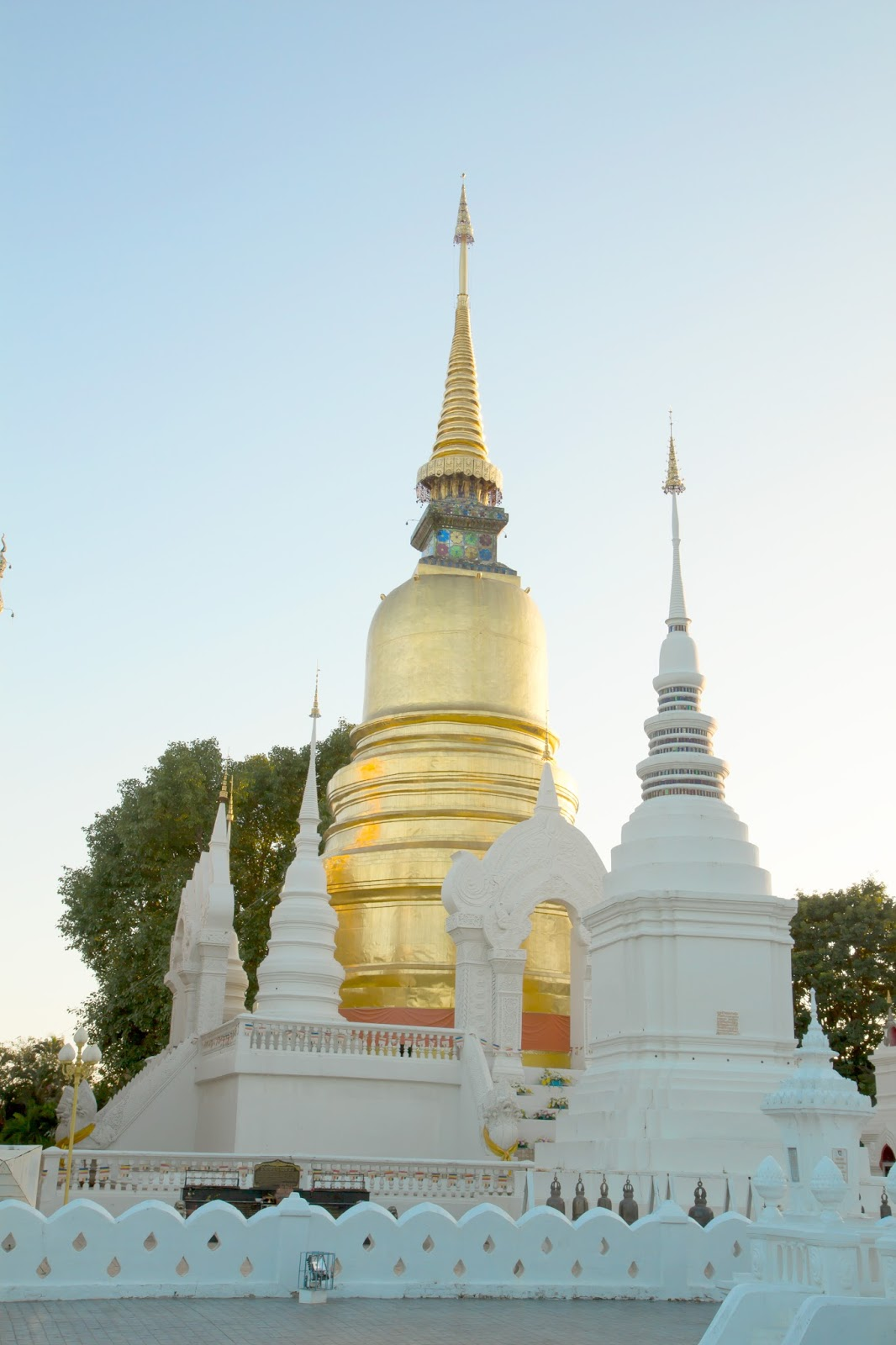White Temple, Chiang Mai, Thailand
