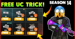 How to get free UC in PUBG Mobile: tricks and ways to get free UC