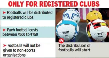 [खेला होबे] WB Khelo Hobe Scheme 2021 Starts for Youth Empowerment, 1 Lakh Footballs to Sporting Clubs
