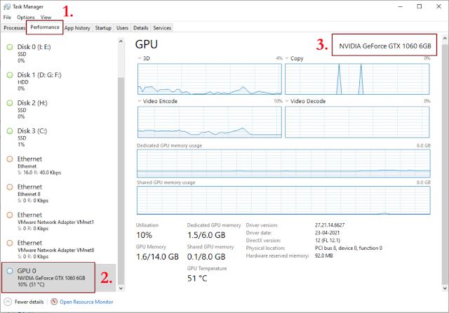 ¿Cómo comprobar qué tarjeta gráfica (GPU) está dentro de su PC con Windows?