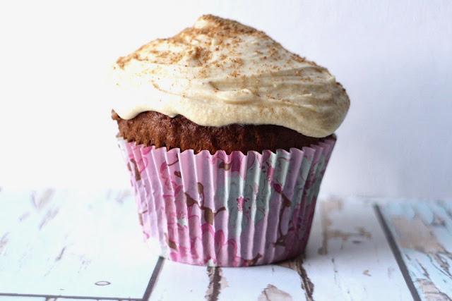 Vegan gingerbread cupcakes recipe