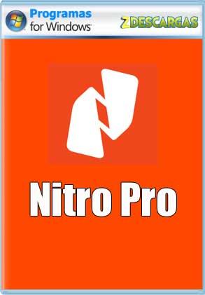 Descargar Nitro Pro 2020 full español mega y google drive /