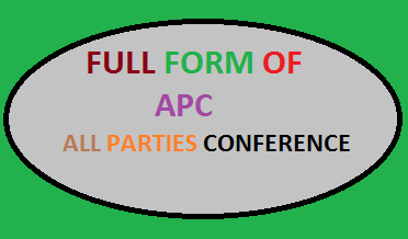 10 Collective APC Full Forms | You Should Need To Learn