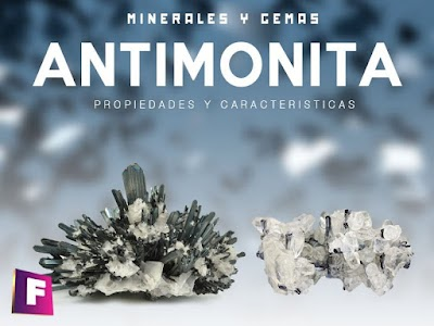 Antimonita - Propiedades, caracteristicas y aplicaciones