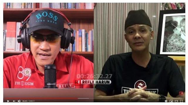 Enggan Bahas Pilpres 2024, Ganjar Ungkap Peluang Prabowo Gandeng Puan: Sudah Jadi Cita-citanya