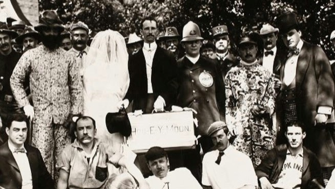 Characters on Fourth of July 1889