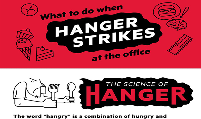 What to Do When Hanger Strikes at the Office