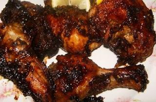 Resep Ayam Bakar Kecap