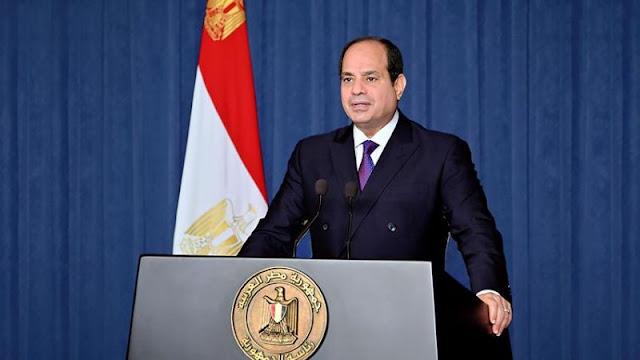 Ο Σίσι επικύρωσε τη συμφωνία μερικής οριοθέτησης ΑΟΖ Ελλάδας-Αιγύπτου