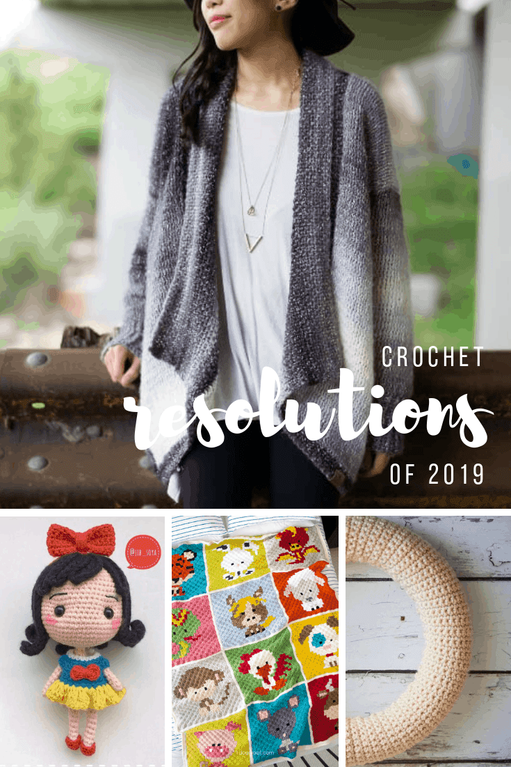 Crochet Resolutions 2019