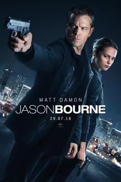 Jason Bourne en Español Latino