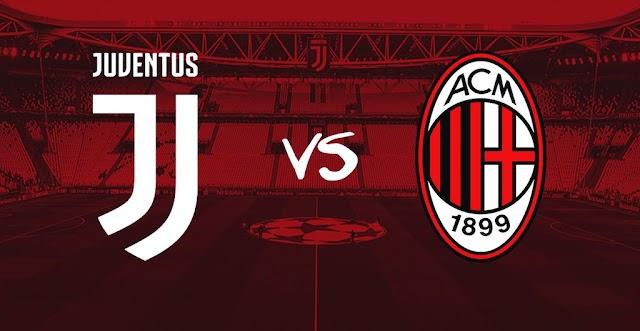 Juventus vs Milan Canlı - Live