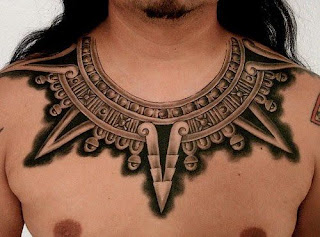 Tribal Tattoo (Jewellery or Tattoo ?)