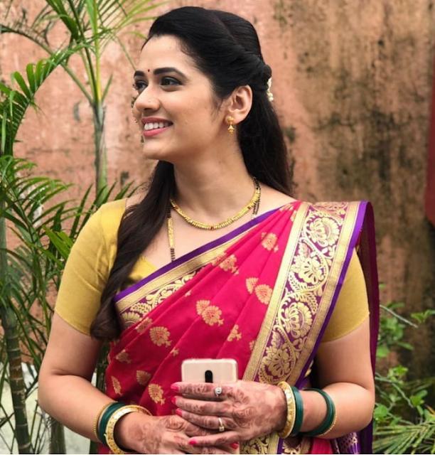 Girija Oak Godbole (Indian Actress) Wiki,Bio,Age,Education,Career, Films and Many More