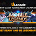 ULeague Teams support COVID-19 Initiatives at the upcoming Mobile Legends Charity Tournament Championship.