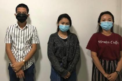 Nge-Prank Kejang-kejang Terkena Virus Corona, Wanita Ini Di Vonis 9 Bulan Penjara