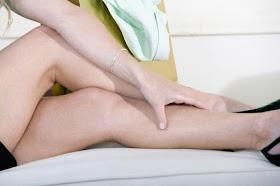 每天2分鐘消除腿部阻塞!五天小腿瘦1公分