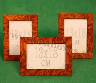 Рамочки для фотографий 13x18 кап, общая