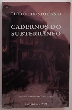 Cadernos do Subterrâneo